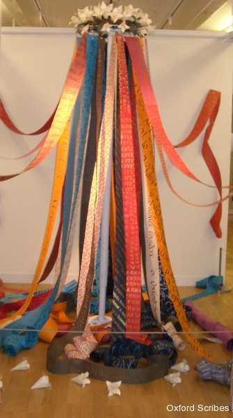 30th Anniversary Maypole